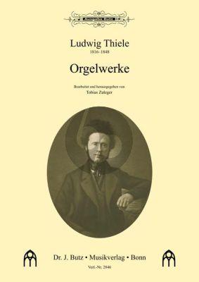 Thiele Orgelwerke (Ped.) (Tobias Zuleger)