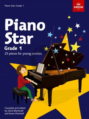 Piano Star: Grade 1 25 pieces for young pianists (Blackwell-Marshall)
