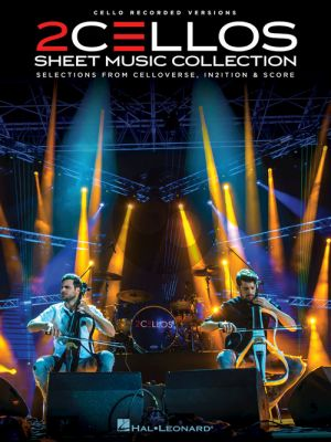 2 Cellos - Sheet Music Collection (Score/Parts)