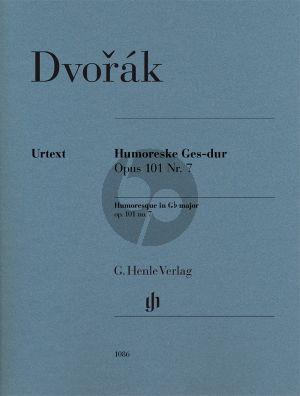 Dvorak Humoreske Ges-dur Op.101 No.7 Klavier (Christian Schaper - Ulrich Scheideler) (Henle-Urtext)