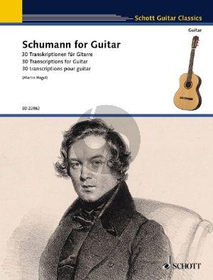 Schumann for Guitar - 30 Transcriptions (Martin Hegel)