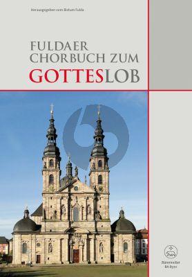 Fuldaer Chorbuch zum Gotteslob SATB (Bistum Fulda)