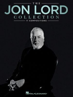 The Jon Lord Collection (11 Compositions) Vocal / Guitar with Piano and Piano solo