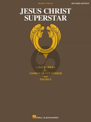 Lloyd-Webber Jesus Christ Superstar Vocal Selections (revised edition)