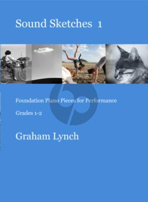 Lynch Sound Sketches Book 1 Piano solo