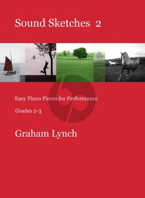 Lynch Sound Sketches Book 2 Piano solo
