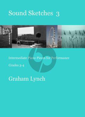 Lynch Sound Sketches Book 3 Piano solo