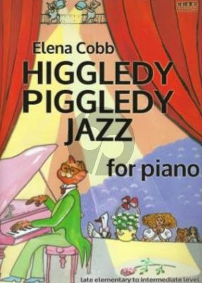 Cobb Higgledy Piggledy Jazz Piano solo