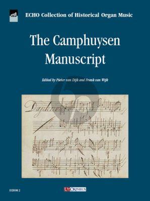 The Camphuysen Manuscript - ECHO Collection of Historical Organ Music Vol. 2 (edited by Pieter van Dijk and Frank van Wijk)