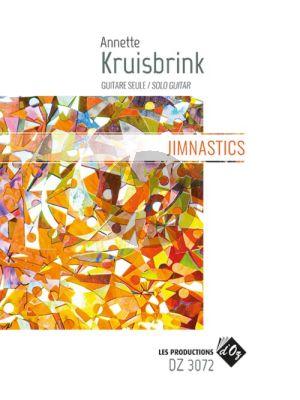 Kruisbrink Jimnastics Guitar solo