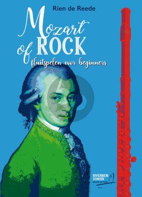 Rien de Reede Mozart of Rock (Fluitspelen voor beginners)