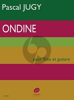 Jugy Ondine Flute-Guitare