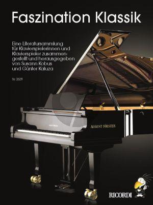 Faszination Klassik Klavier (Günter Kaluza-Susann Kobus)