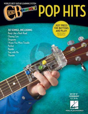 ChordBuddy Guitar Method – Pop Hits Songbook