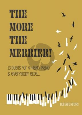 Arens The More the Merrier Piano 4 hands