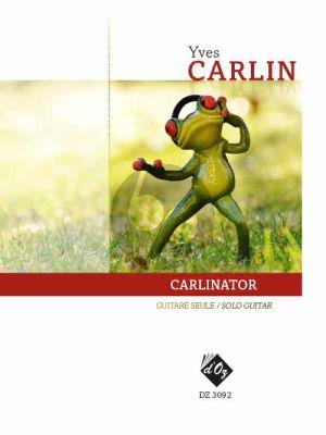 Carlin Carlinator Guitar solo