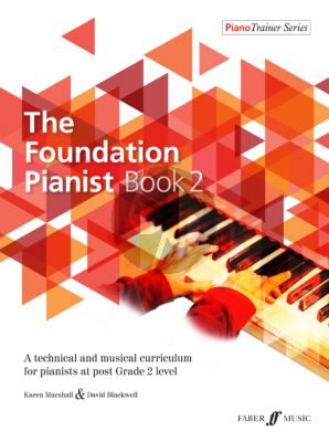 Blackwell-Marshall The Foundation Pianist Book 2