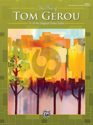 The Best of Tom Gerou Book 2 Piano solo
