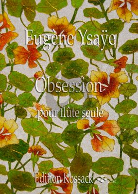 Ysaye Obession Flöte solo (arr. Helene Schulthess)