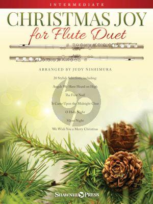 Christmas Joy for Flute Duet (arr. Judy Nishimura)