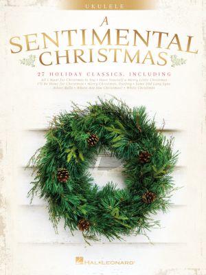 A Sentimental Christmas for Ukulele