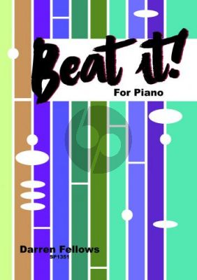 Fellows Beat It! for Piano