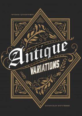 Stubbs Antique Variations for Wind Quintet (Score/Parts)