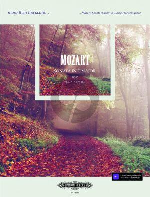 Mozart Sonata 'Facile' in C major KV 545 Piano solo (edited by Daniel Grimwood)
