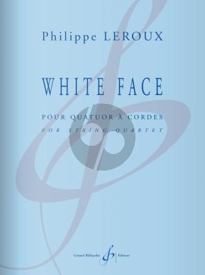 Leroux White Face String Quartet (Score/Parts)