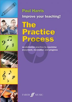 Harris The Practise Process - Improve Your Teaching!