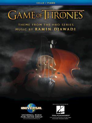 Djawadi Game of Thrones (Theme) (Cello-Piano)