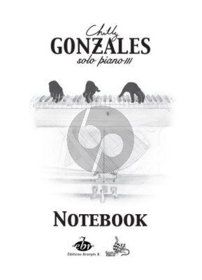 Gonzales Solo Piano - Notebook Vol.3 (11 Pieces)