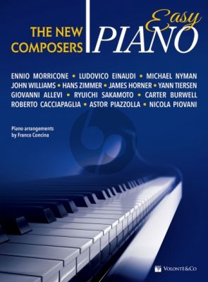 Easy Piano - The new Composers (Franco Concina)