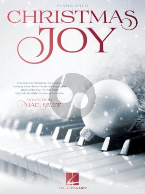 Christmas Joy Piano solo (Mac Huff)
