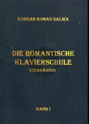 Salwa Die romantische Klavierschule Band 1 für Klavier zu 4 Händen