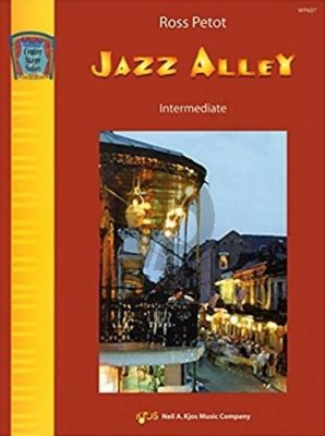Petot Jazz Alley Piano solos