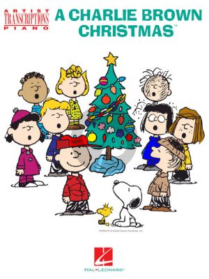 Guaraldi A Charlie Brown Christmas for Piano (Artist Transcriptions)