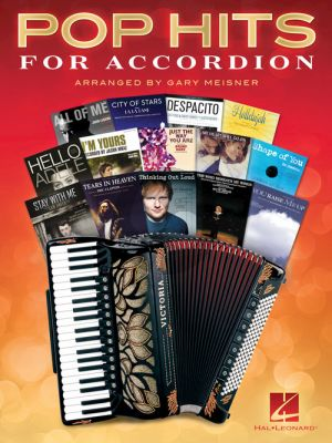 Pop Hits for Accordion (transcr. by Gary Meisner)