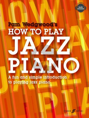Wedgwood How to Play Jazz Piano (Book with Audio online)