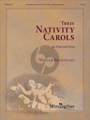 Beckstrand Three Nativity Carols