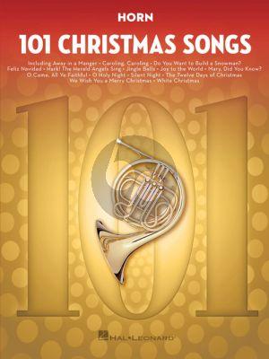 101 Christmas Songs for Horn