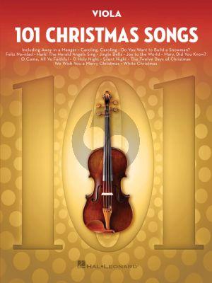 101 Christmas Songs for Viola