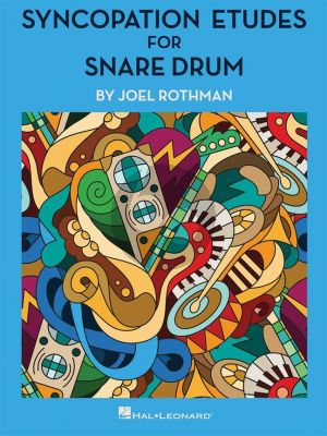 Rothman Syncopation Etudes for Snare Drum