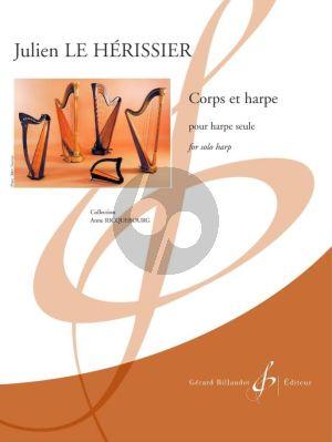 Le Herissier Corps et harpe pour Harpe seule