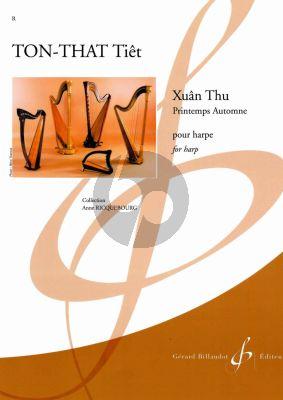Ton-That Xuân Thu (Printemps Autome) Harpe seule