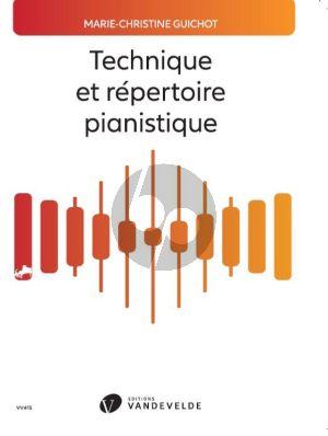 Guichot Technique et répertoire pianistique