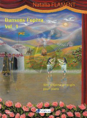 Flament Dansons l'opéra Vol.1 Piano seule