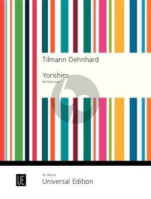 Dehnhard Yorishiro for Flute solo
