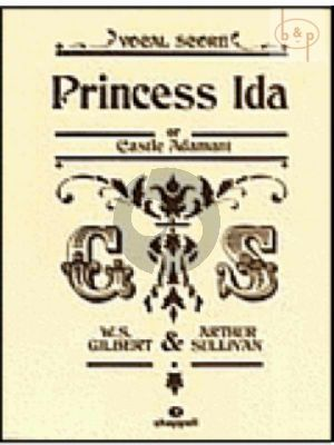 Princess Ida vocalscore