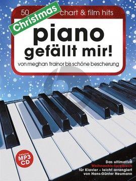 Piano gefallt mir! Christmas